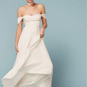 🆕 Ref Ivory Wedding Dress